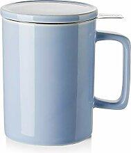 Sweese Teetasse aus Porzellan mit Teesieb und