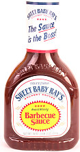 Sweet Baby Rays Barbecue Sauce 510 g