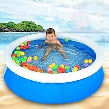Sweet Bathtub Swimmingpool-Kind-Kind-aufblasbarer