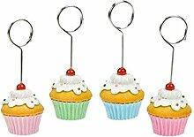Sweet Dreams 220044 4X Cupcake Fotoständer 4