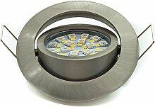 sweet-led 3er Set Ultra Flach LED Einbaustrahler