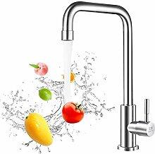 Sweetlibra 360° Drehbar Wasserhahn Küche