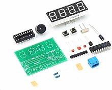 Swiftswan 4 Bits Digitale Elektronische Uhr
