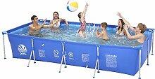 Swimming Pool Schwimmbecken Frame Stahlwandbecken