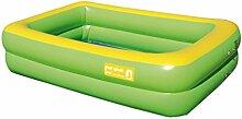 Swimmingpool Kinder Planschbecken Gartenpool 170 x 130 x 48 cm aufblasbar Schwimmbecken