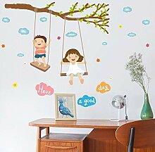 Swing Boy Girl Wohnzimmer Kinderzimmer Eco