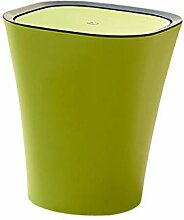 Swing Deckel Badezimmer Bin, Kunststoff Mülleimer