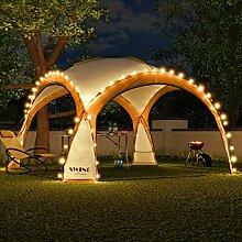 Swing & Harmonie LED Event Pavillon 3,6 x 3,6m