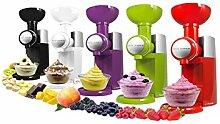 Swirlo, Eismaschine, Joghurtbereiter für