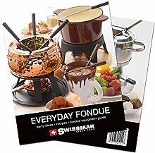 Swissmar Fondue Rezept Buch von Swissmar