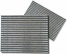 SWmat Aluminium Fußabstreifer für außen und
