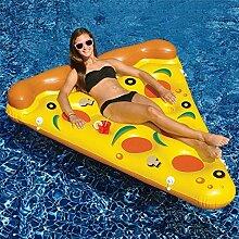 SXC Pizza Luftmatratze Aufblasbare Pizzastück