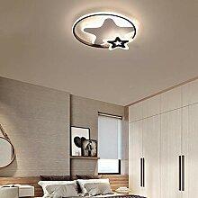 SXFYHXY Moderne LED Deckenleuchte Acryl