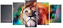 Sxuefang leinwandbilder Kunst Micro-Spray Home