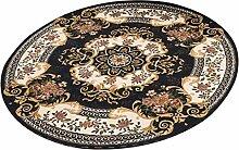 SXY Runder Teppich, europäischer