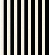 SY33907 Galerie Stripes 2 weiß schwarz gestreifte