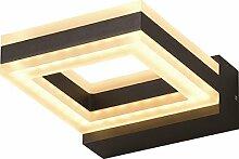 Sydney Quadrat LED-Aussenleuchte