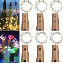SyeRum Flaschenlicht,LED Flaschen-Licht