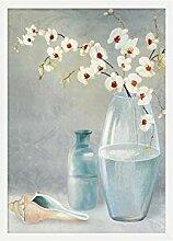 Sylvia Nordisch Dekorativ Gemälde Wohnzimmer