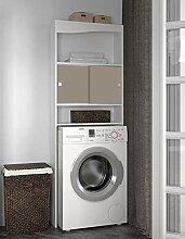 Symbiosis Click D7 Schrank für Waschmaschine,