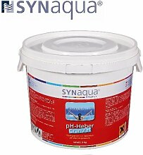 Synaqua 3 kg pH-Plus Granulat zur pH-Wert Erhöhung/10403-15525