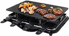 Syntrox Germany Design Raclette Paris mit