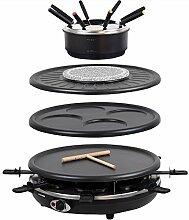 Syntrox Germany RAC-1350WF Waadt 4 in 1 Raclette