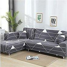 SYOUCC Sofabezug Elastisches Sofa-Abdeckungen