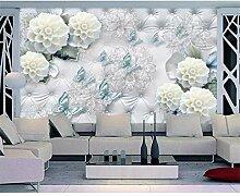 Syssyj Schmuckhintergrund Der Weißen Blume Der
