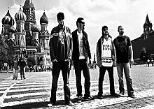 System of a Down - 9 mit Bandfoto, mit aufgedruckter Unterschrift Daron Vartan Malakian Shavo Odadjian John Dolmayan Great Rock Metal Album Schutzhülle, Motiv: Best Bilderrahmen für DIN A3, Poster-Prin