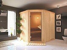 System Sauna Solala 196cm x 170cm x 198cm Eckmodell
