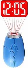SYT Alarm Clock Digital-Projektions-Uhr LED