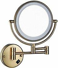 SYW led - lampe, kosmetikspiegel, antik - spiegel,