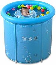 SYYYC SYYC Schwimmbecken für Kinder, PVC