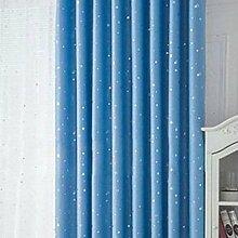 szdc88 Thermo Ösen Blackout Fenster Vorhänge