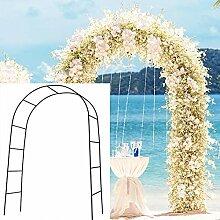 SzJias Hochzeitsbogen aus Metall, Gartenlaube,