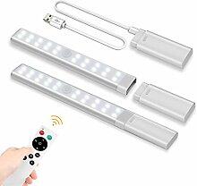 SZOKLED LED-Unterschrankbeleuchtung, kabellose