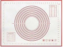SZRWD Silikon Backmatten, Ausrollmatte/teigmatte
