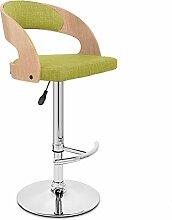 SZWHXJJ Barhocker Pu-Leder Stuhl Bürostuhl Küche