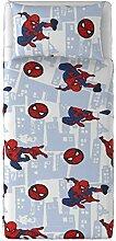 T & F 8050538310753Bettwäsche Spider-Man