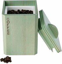 T&G Woodware T & G Kaffee Vorratsdose mit