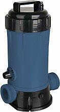 T.I.P. Chlordosierer Dosierschwimmer Dosierschleuse ChlorMax, 4 kg Füllmenge, max. Beckengröße 150 m³