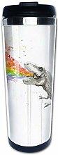 T Rex Dinosaurier Puke Geschmack Rainbow