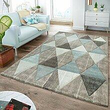 T&T Design Moderner Teppich Wohnzimmer