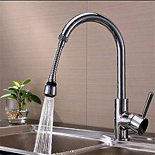 T-TSLT Küchenwasserhahn Dusche Schaum Wasser