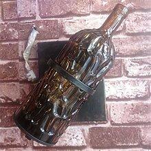T-ZBDZ Restaurant Weinflasche Glaswand Lampe Café