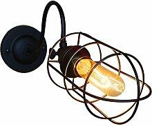 T-ZBDZ Wandlampe im Freien antike europäische