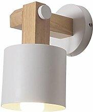 T-ZBDZ Wandlampe Wand Lampe Nachttisch Wohnzimmer