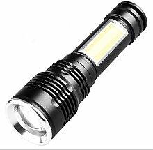T6 Wiederaufladbare Super Helle Taschenlampe Mini