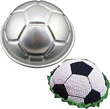 TA Best Große 3D Novelty Sport Fußball Metall